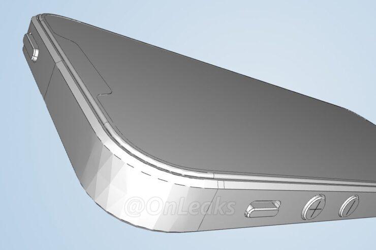 el iPhone SE 2 fecha de lanzamiento, los rumores: OnLeaks fábrica de CAD shot