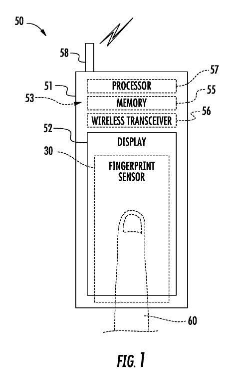 el iPhone 9 rumores y patentes: Scan