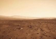 uvas en Marte