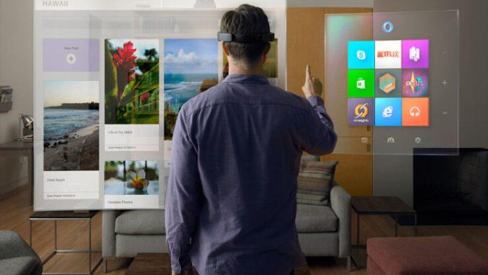 Apple AR & VR: Microsoft Hololens de Realidad Aumentada