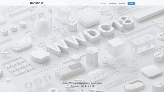 la WWDC 2018