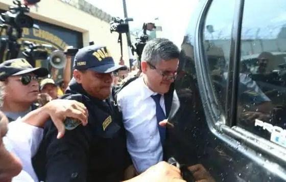 fiscal Pérez