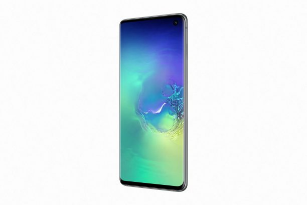 GalaxyS10_PrismGreen_Right30