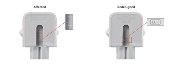 Apple plug recordar