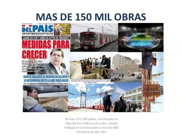 150 mil obras