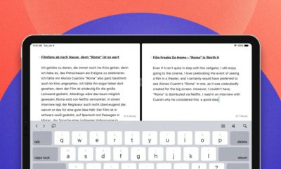 Split View iPad