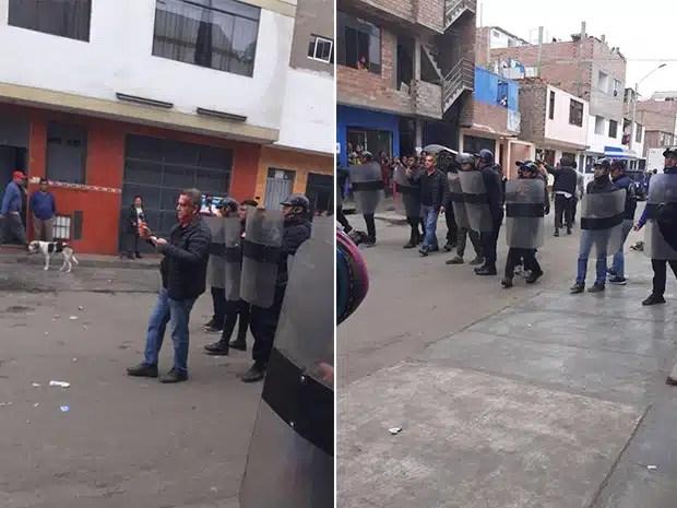 Noticia 247244 daniel urresti queda herido en los olivos luego ser atacado por mafias en operativo por el mercado santa rosa