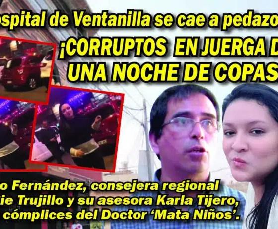 otro ok CORRUPTOS EN UNA NOCHE DE COPAS