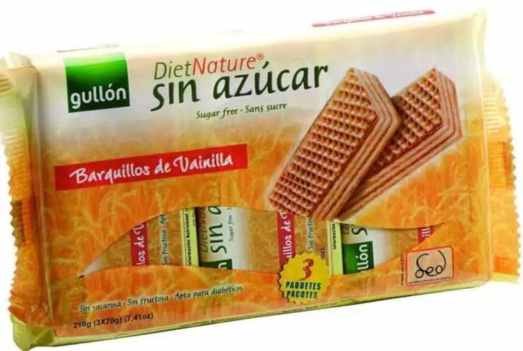 productos sin azucar