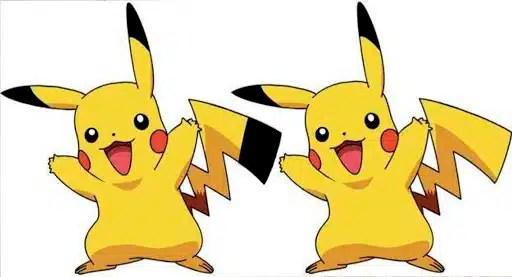 La cola de Pikachu