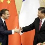 Francia y China