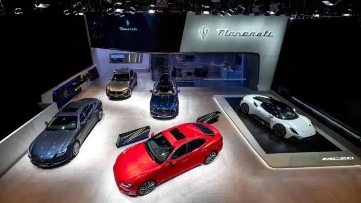 Maserati eléctrico