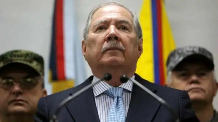 ministro colombiano