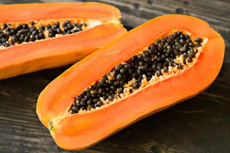 semilla de papaya