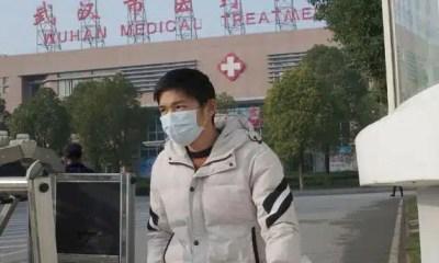 virus en China