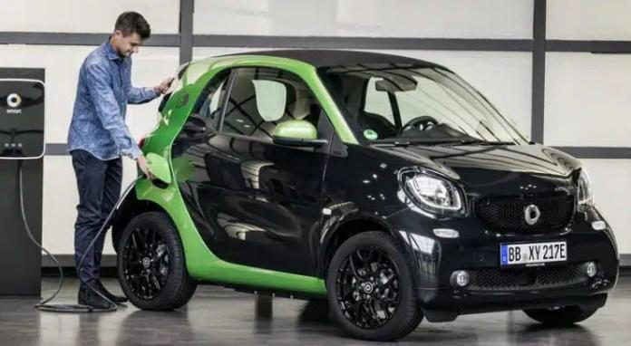 coches eléctricos viajes cortos