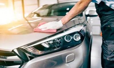 pintura del auto nueva