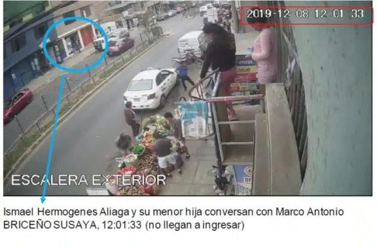 Peritaje a Camaras de seguridad Chorrillos San Genaro 2 1