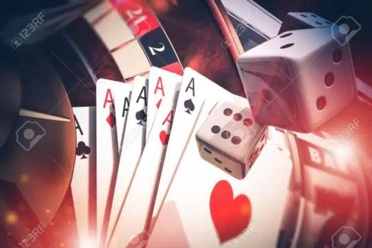 Tragamonedas, Poker y Ruleta