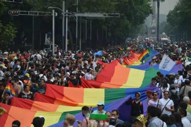 Comunidad LGTB conmemoró 50 años de la primera marcha del Orgullo Gay