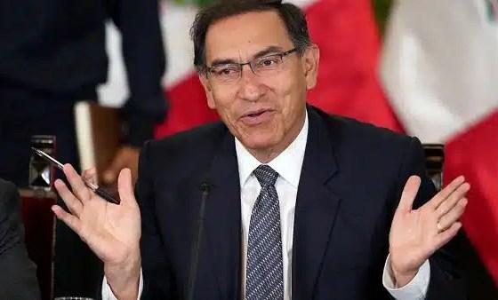 Martín Vizcarra - Bitcoin