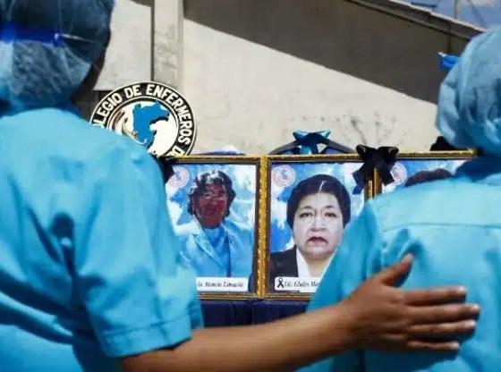 pandemia en Perú