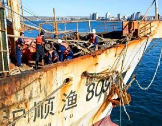 Barcos Chinos