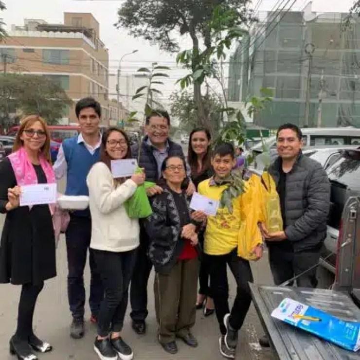 Vecinos en contra de desaparecer Parque de la Paz