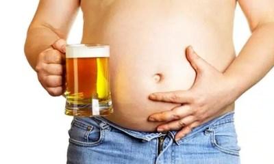 panza cervecera