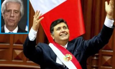 Tabaré Vazquez -Alan García Perez