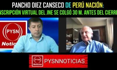 Pancho Diez Canseco Peru Nacion Ok