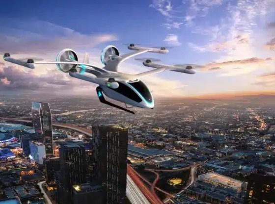 taxis voladores