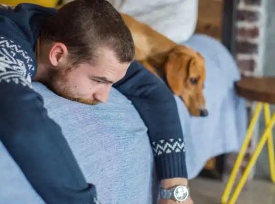 razas de perro para depresión