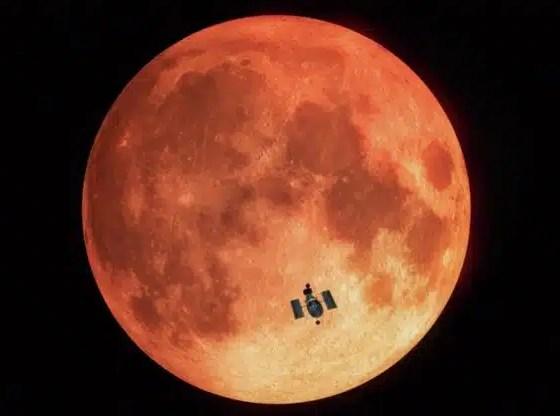 viajar a la luna