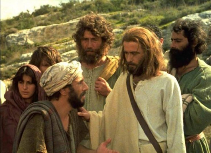 Jesús Predicando