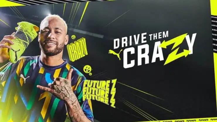Neymar en Fortnite: botas personalizadas y vista previa de Skin