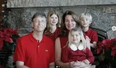 Los hijos están furiosos con Bill Gates y proceso de divorcio no es amigable