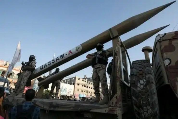 Cuál es la verdadera potencia de fuego de Hamas contra Israel