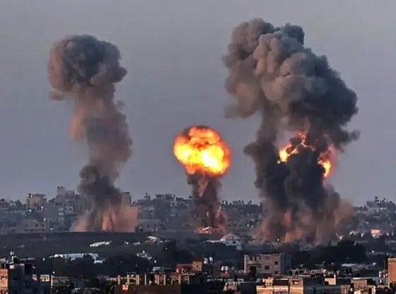 Enfrentamientos entre Israelíes y Palestinos ya dejan 67 muertos