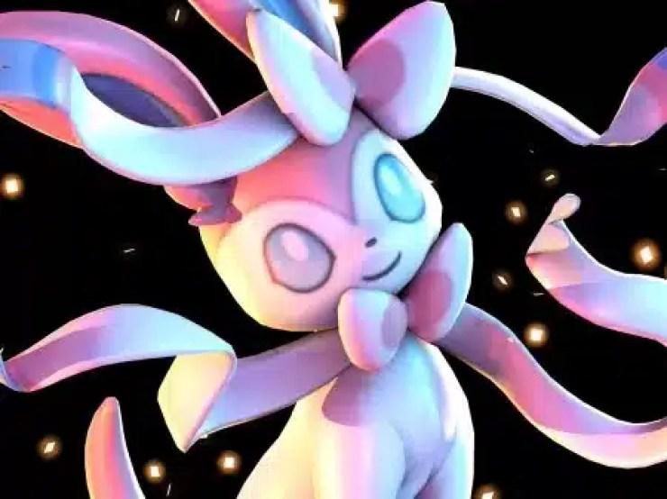 ¡Llego Sylveon, evolución de Eevee, llega a Pokémon GO