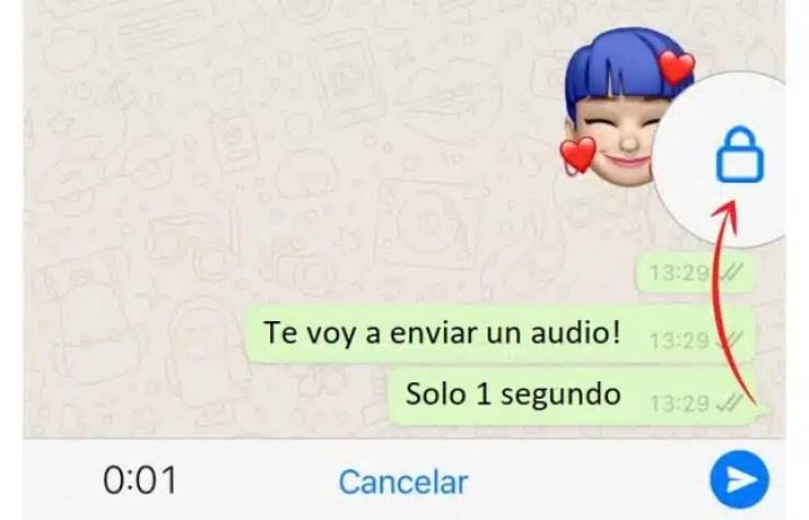 Cómo grabar audio en WhatsApp para escuchar antes de enviar
