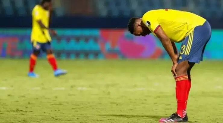Perú vence a Colombia -