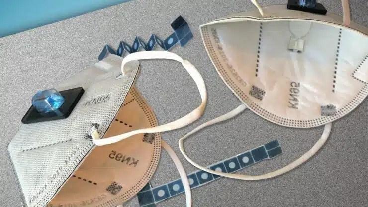 nuevo prototipo de mascarilla detecta covid 19
