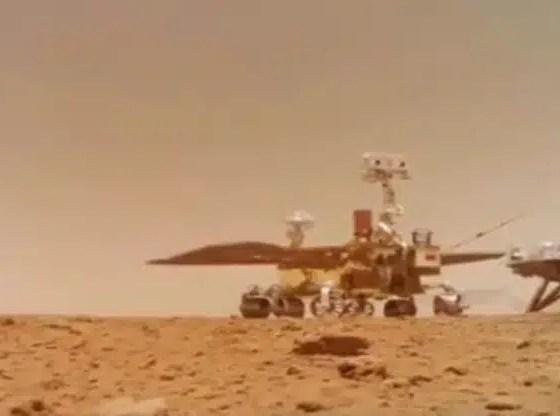 sonidos Marte