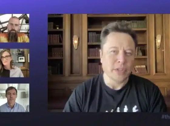 Elon Musk dice que SpaceX compró Bitcoin y revela en qué criptomoneda invirtió