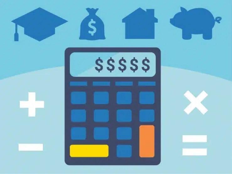 calculadora de préstamo