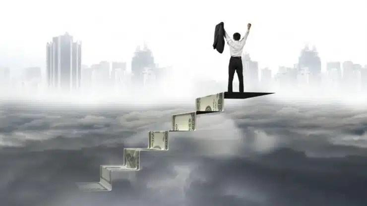 éxito en la vida financiera