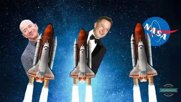De nuevo: Blue Origin demanda contrato de NASA con SpaceX