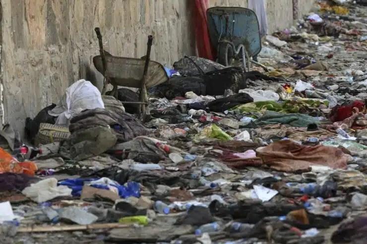 Pasa de 180 el numero de muertos en el atentado de Kabul