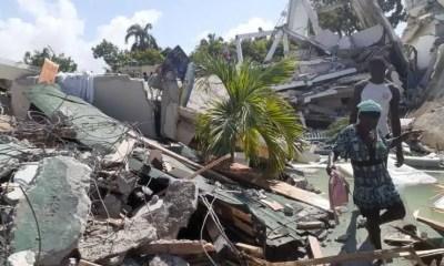 El número de muertos por el terremoto de Haití supera los 1.200